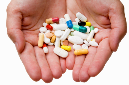 Offering medicines
