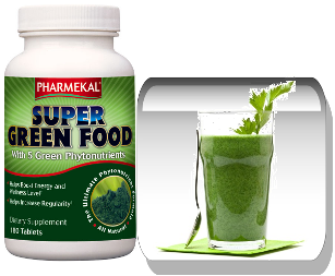 SuperGreenFood 180db kicsi